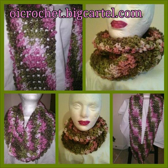 pinkcamoscarf