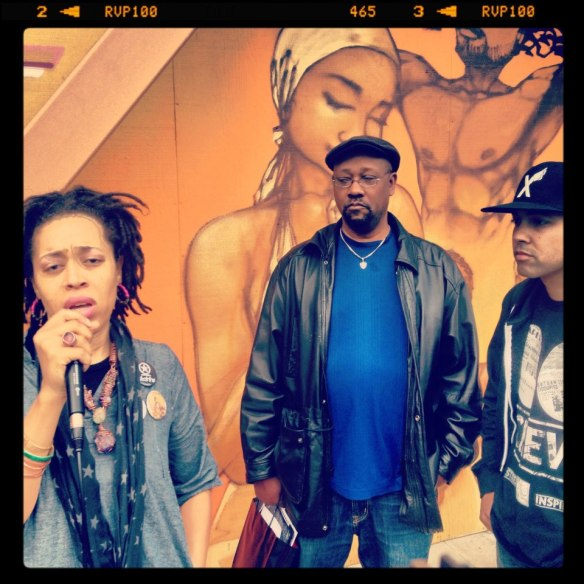 staHHr, Davey D and Jasiri X