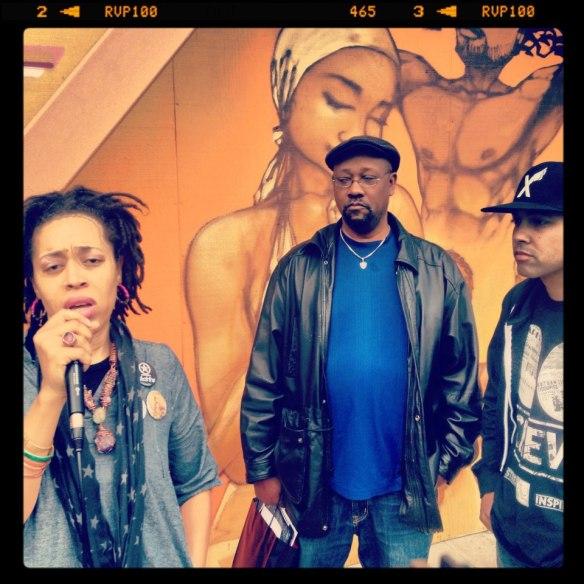 staHHr, Davey D and Jasiri X