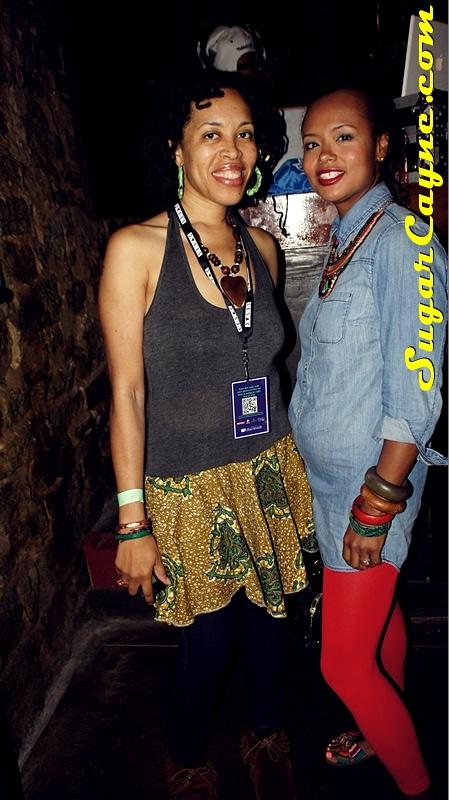 staHHr and Stacy Epps Halter peplum top/dress: Harriet's by Hekima