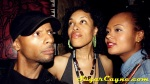 Look away flyness: Crazy Al Cayne, staHHr and Stacy Epps